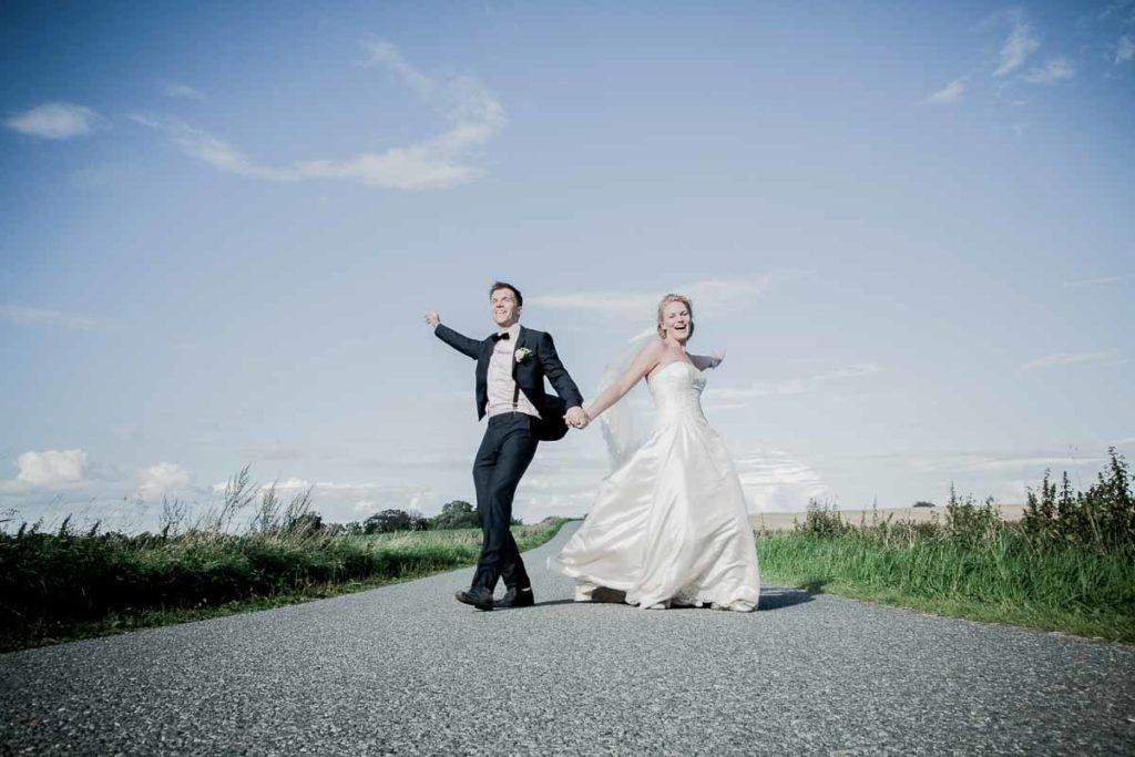 koordinering af bryllupper