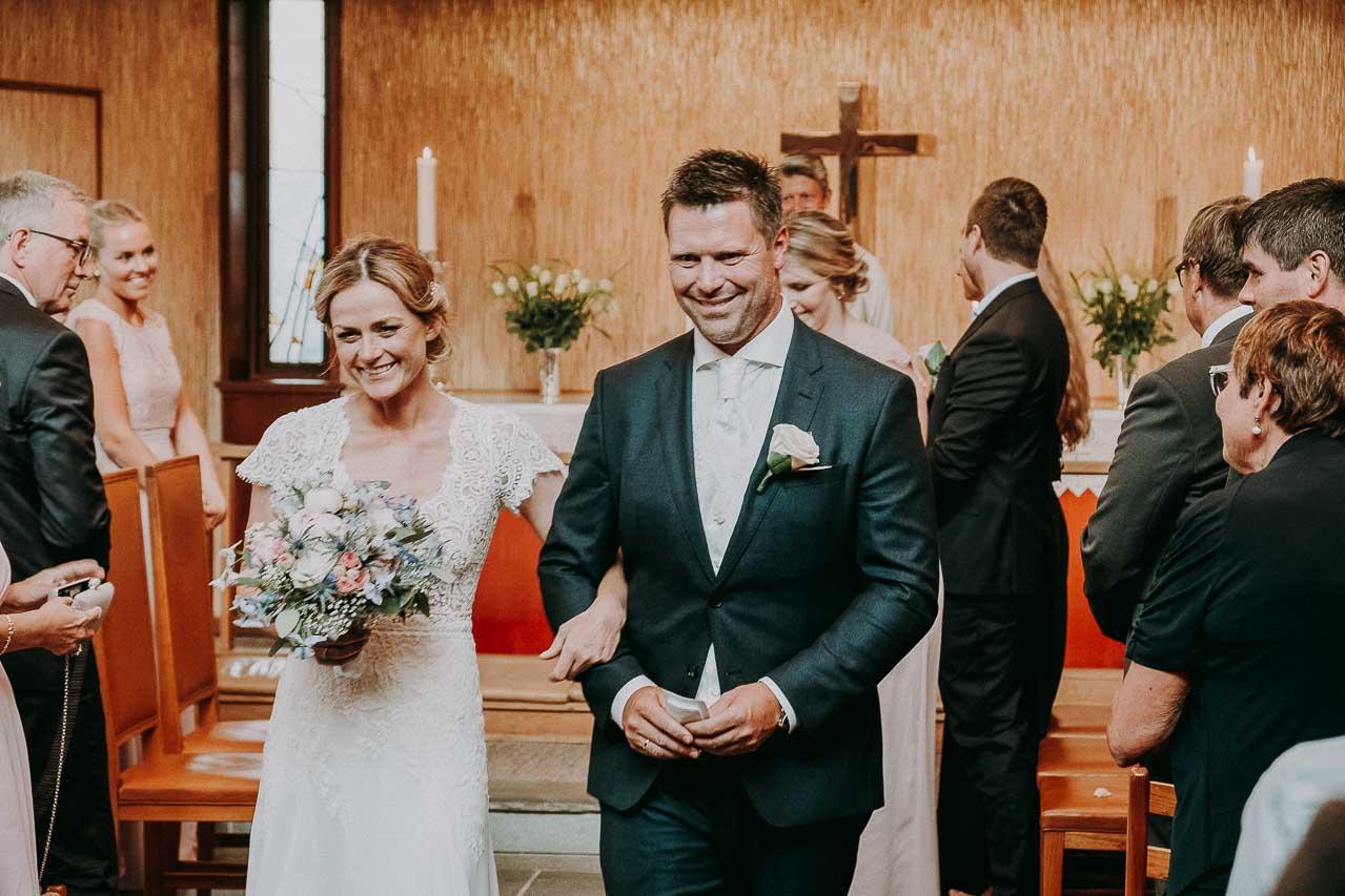 Forbered en plan for jeres bryllupsdag og giv den til fotografen