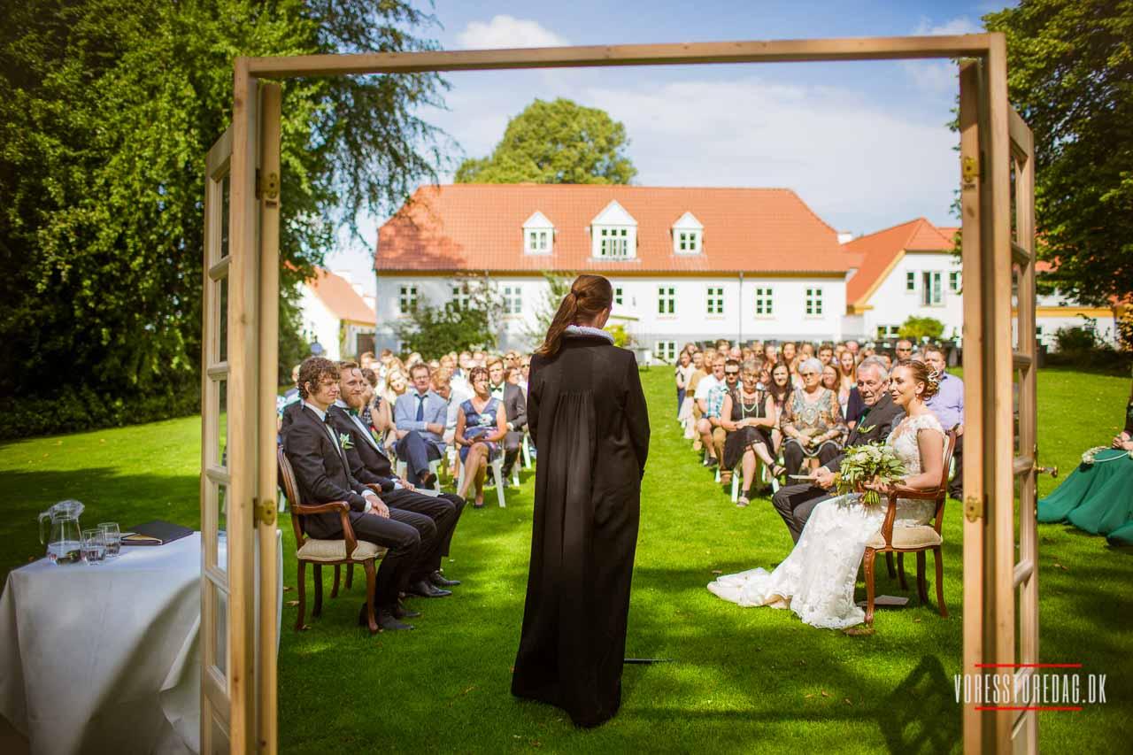 Bramslevgaard bryllupsbilleder