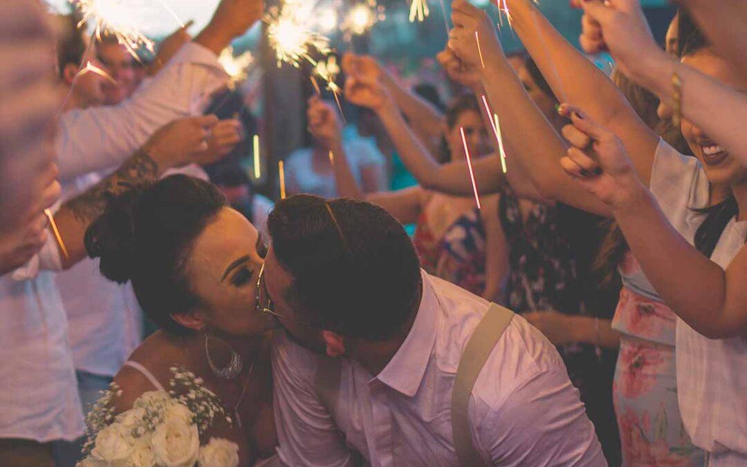 Sådan holder du det perfekte bryllup til under 50 mennesker