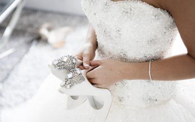 Brudepigernes guide til valg af sko