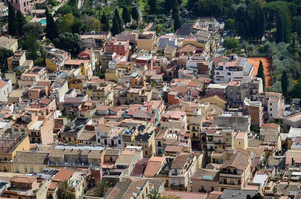 Bryllupsrejse til Sicilien
