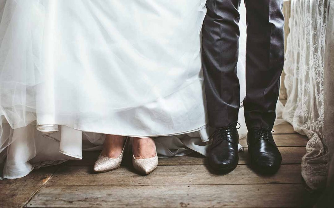 Sådan finder du de rette sko til bryllupsfesten