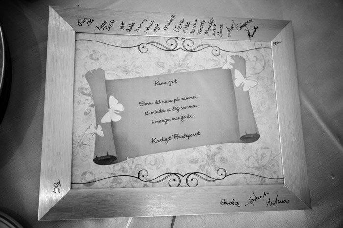 Indbydelser bryllup