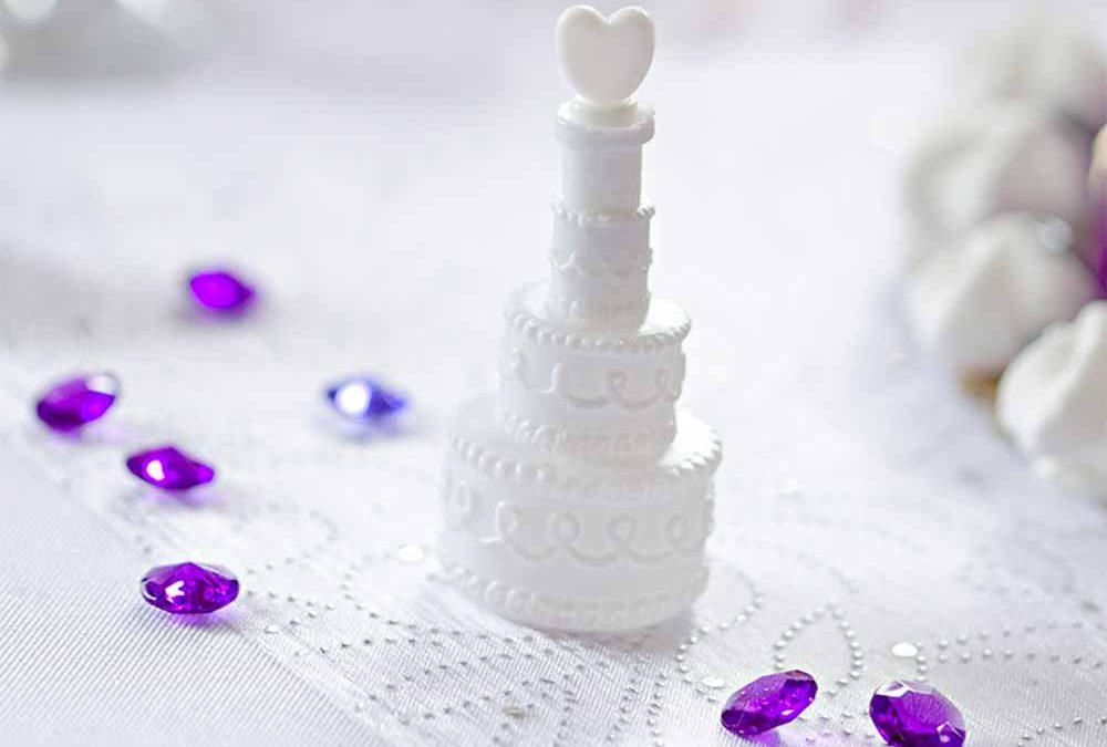 Bryllup sæbebobler
