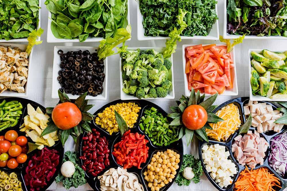 bryllup og sund kost