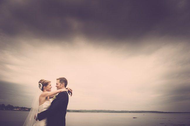 Lav en hjemmeside om brylluppet