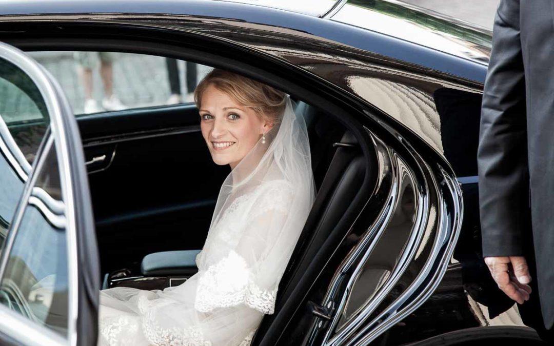 De fem bedste tips til din bryllupskørsel