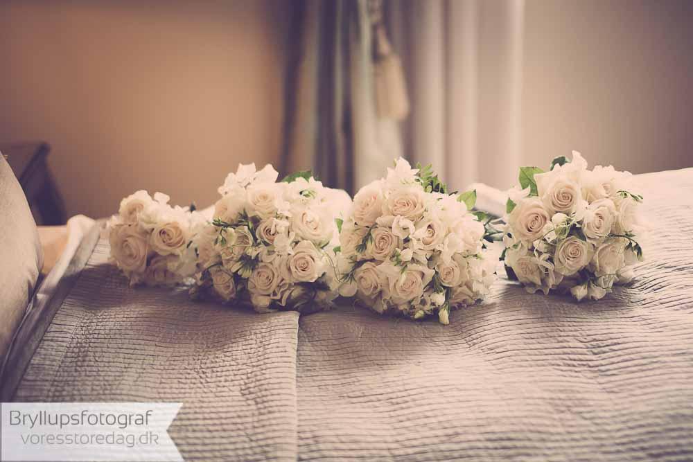 Sådan skaber du de smukkeste rammer til dit bryllup