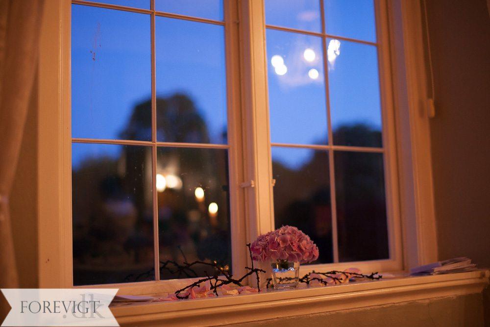 Giv gæsterne jeres dekoration fra brylluppet