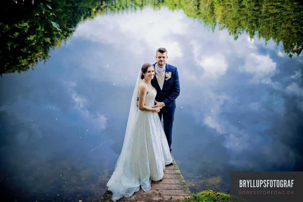 Skab et varigt forhold mens I planlægger jeres bryllup