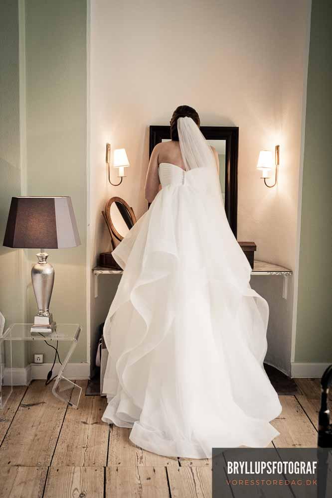Silkehuset guide til skræddersyede brudekjoler