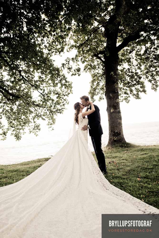 Bryllupstøj og beklædning til bryllupper