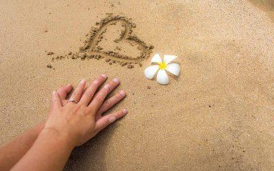 Tag på en romantisk bryllupsrejse til Hawaii
